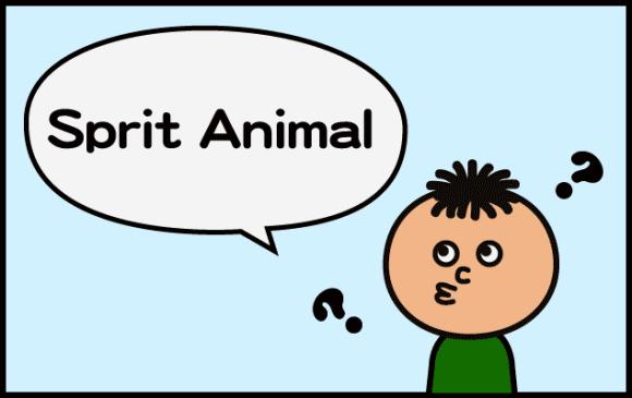 sprit animal