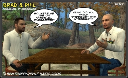 Brad & Phil #001