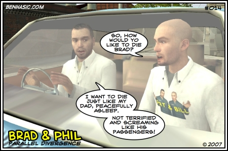 Brad & Phil #14