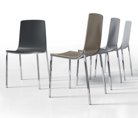 Stuhl Hot lackiert