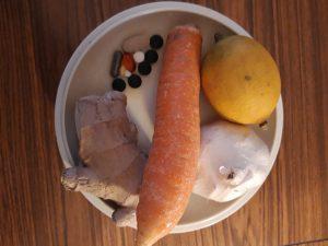 Gesundheit, Nahrungsergänzungsmittel