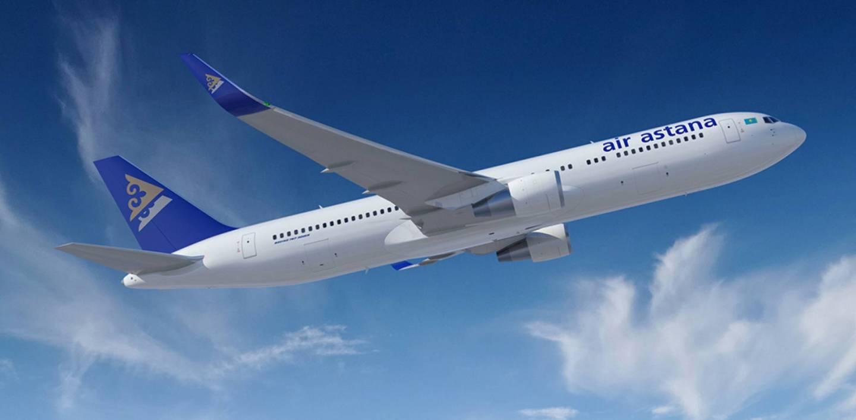 Air Astana – Flight KC 942 Review