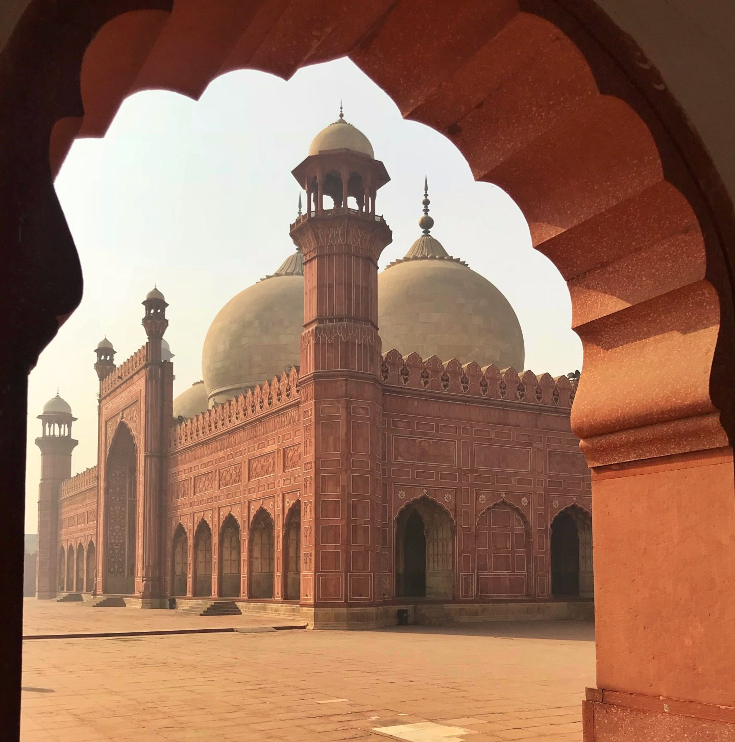 Lahore – the Walled City