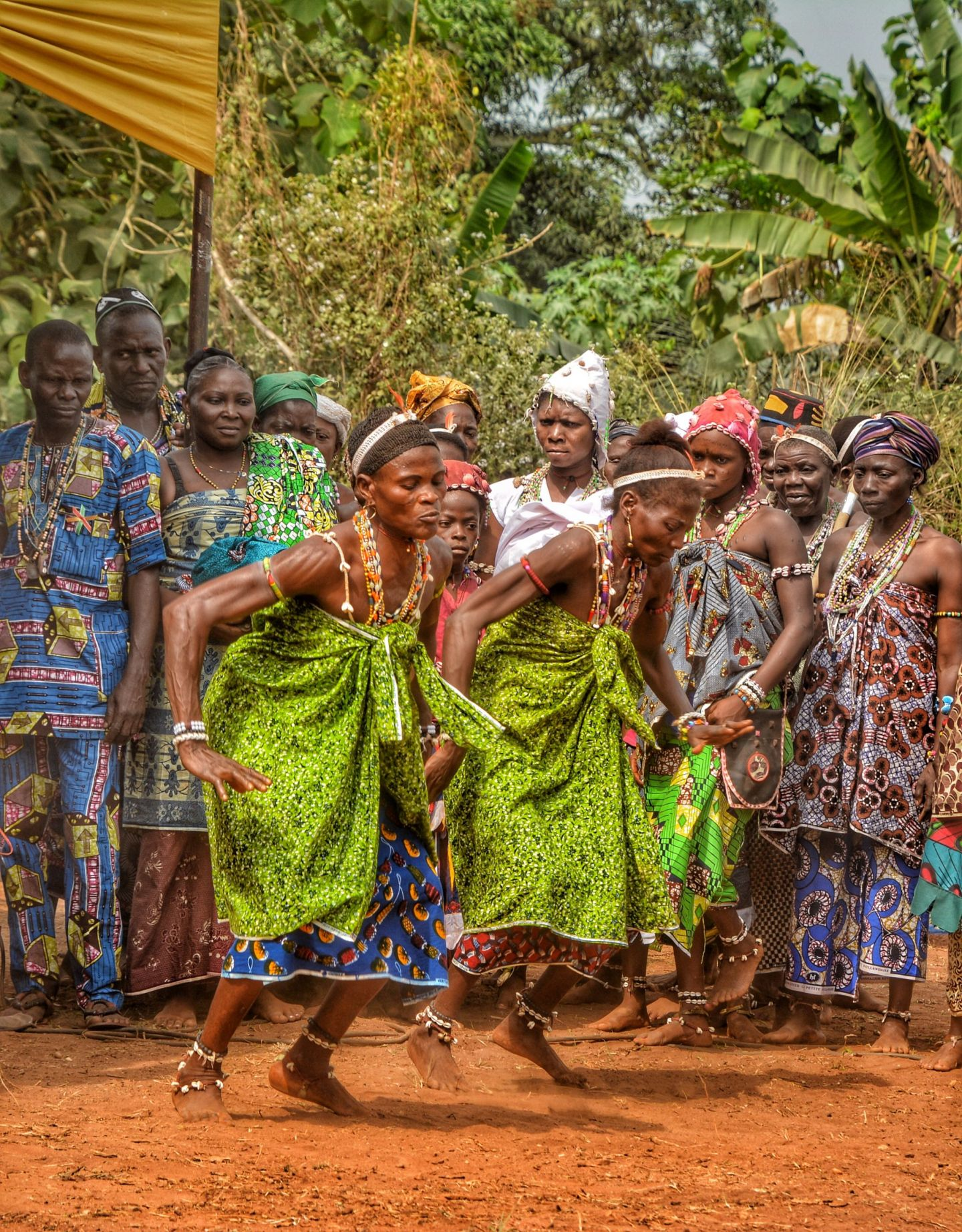 In Search of Followers:  Voodoo Festival, Allada