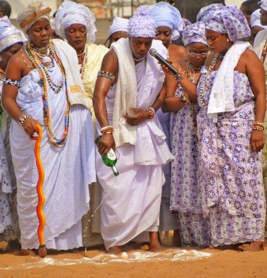 Fête du Vodoun, Voodoo Festival, Ouidah