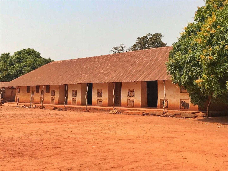 Dahomey Palaces, Benin