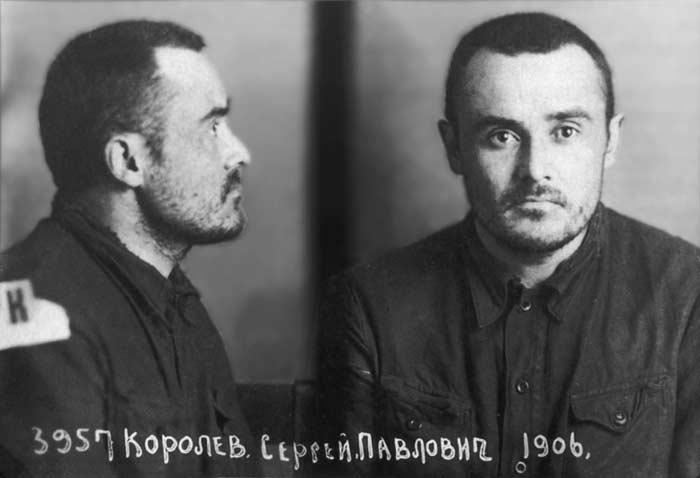 Сергей Королёв после ареста 2
