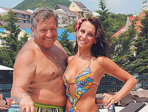 Anna Grachevskaya e Boris Grachevsky