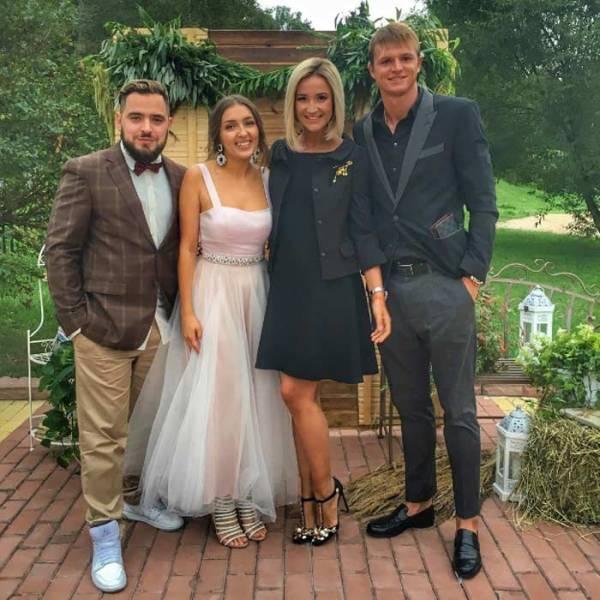 Ольга Бузова и Дмитрий Тарасов заявились на свадьбу в ...