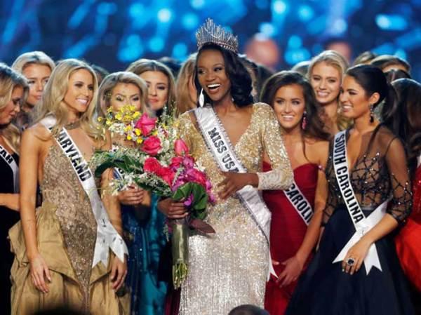 Дешона Барбер стала Мисс США - 2016. ФОТО. ВИДЕО