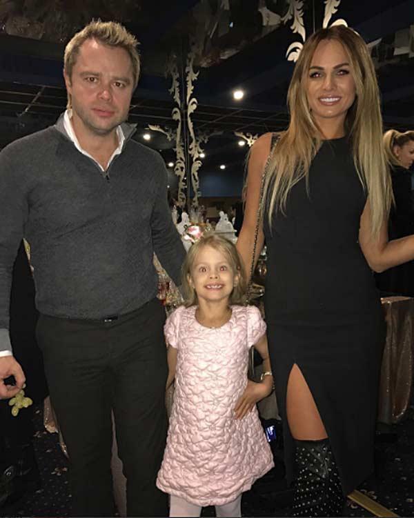 Виталий Гогунский и Ирина Маирко решили пожениться