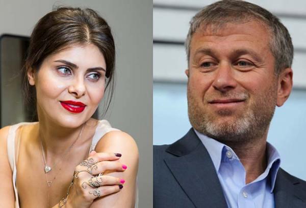 Надежда Оболенцева увела Романа Абрамовича от Дарьи ...