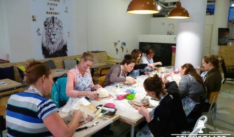 Sint workshop Mamamo afsmeren