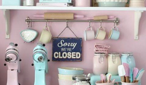 sorry were closed stukje taart