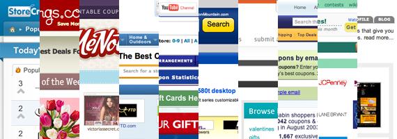 top coupon websites