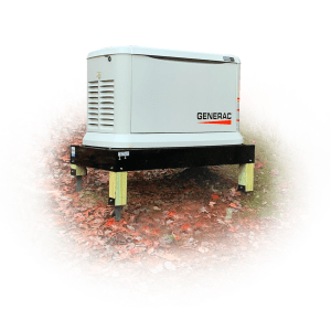 Generac Generators are capable of running for days, weeks, even months if needed.