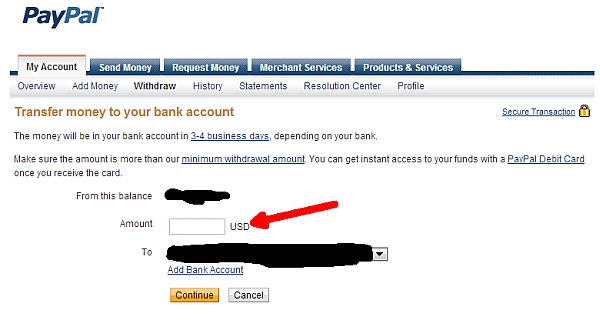 Withdrawal_Money_From_PayPal