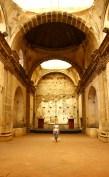 Inside Las Capuchins