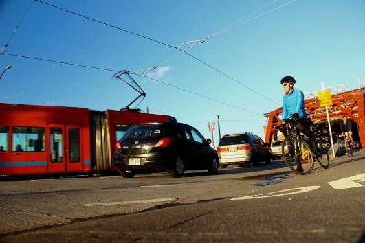 Active Transportation - Transit & Biking