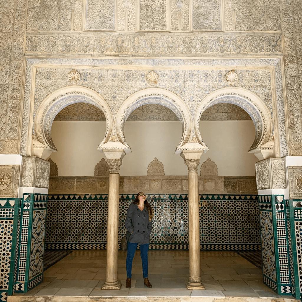 Real Alcazar De Sevilla A Hidden Spanish Treasure Stumble Safari
