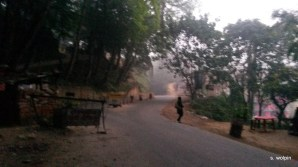 Heading out from Mudkhu! Thursday 6:25am