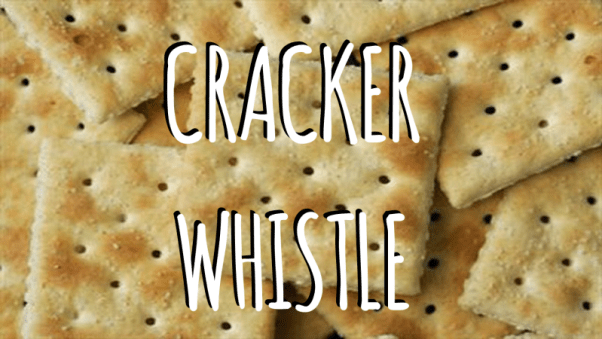 Cracker Whistle