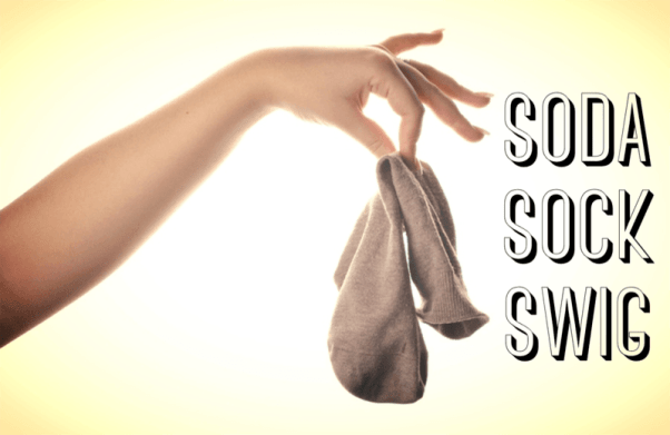 Soda Sock Swig
