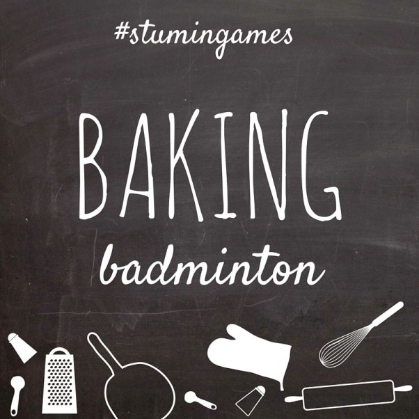 Baking Badminton