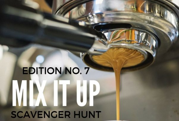 Mix It Up Scavenger Hunt #7