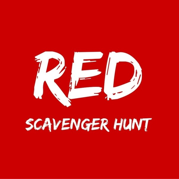 Red Scavenger Hunt 3