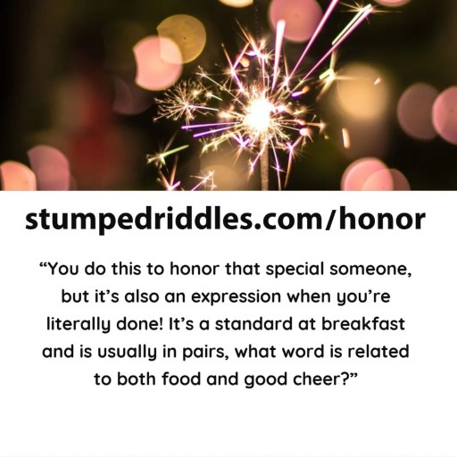 Riddle 4 on Stumped Riddles.com