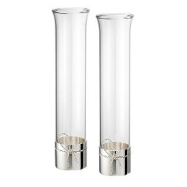 Vera Wand bud vases Bud Bubble stem vase
