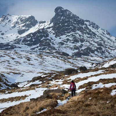The Cobbler – a gem in Arrochar Alps