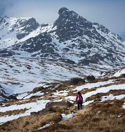 The Cobbler Arrochar Alps