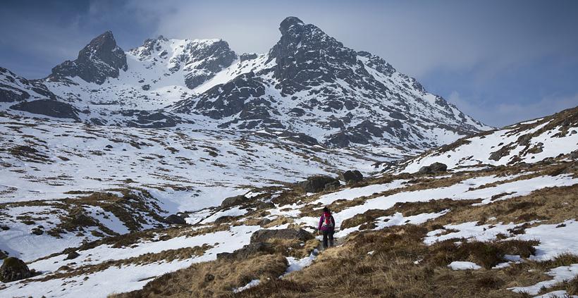The Cobbler – a gem in Arrochar Alps