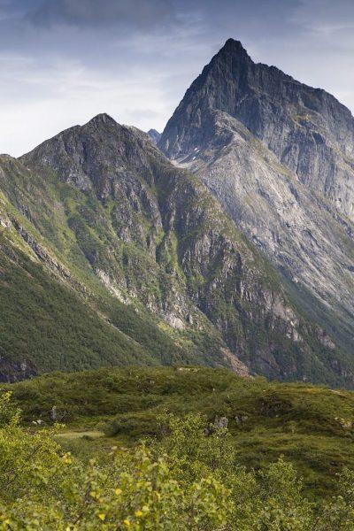 Slogen Sunnmore Alps