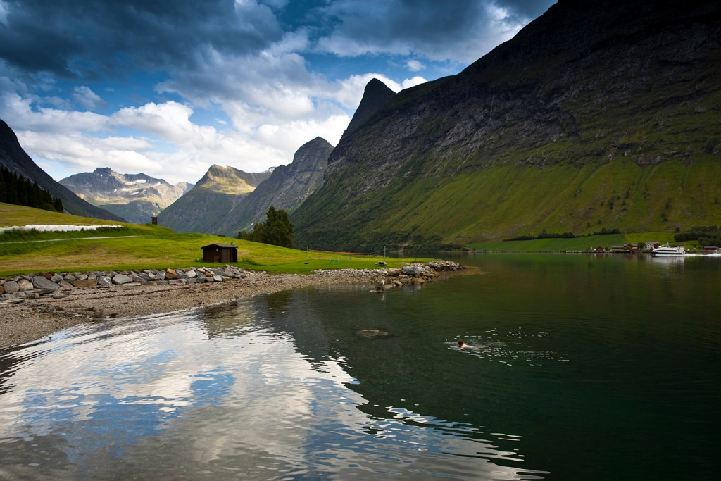 Hjorundsfjorden