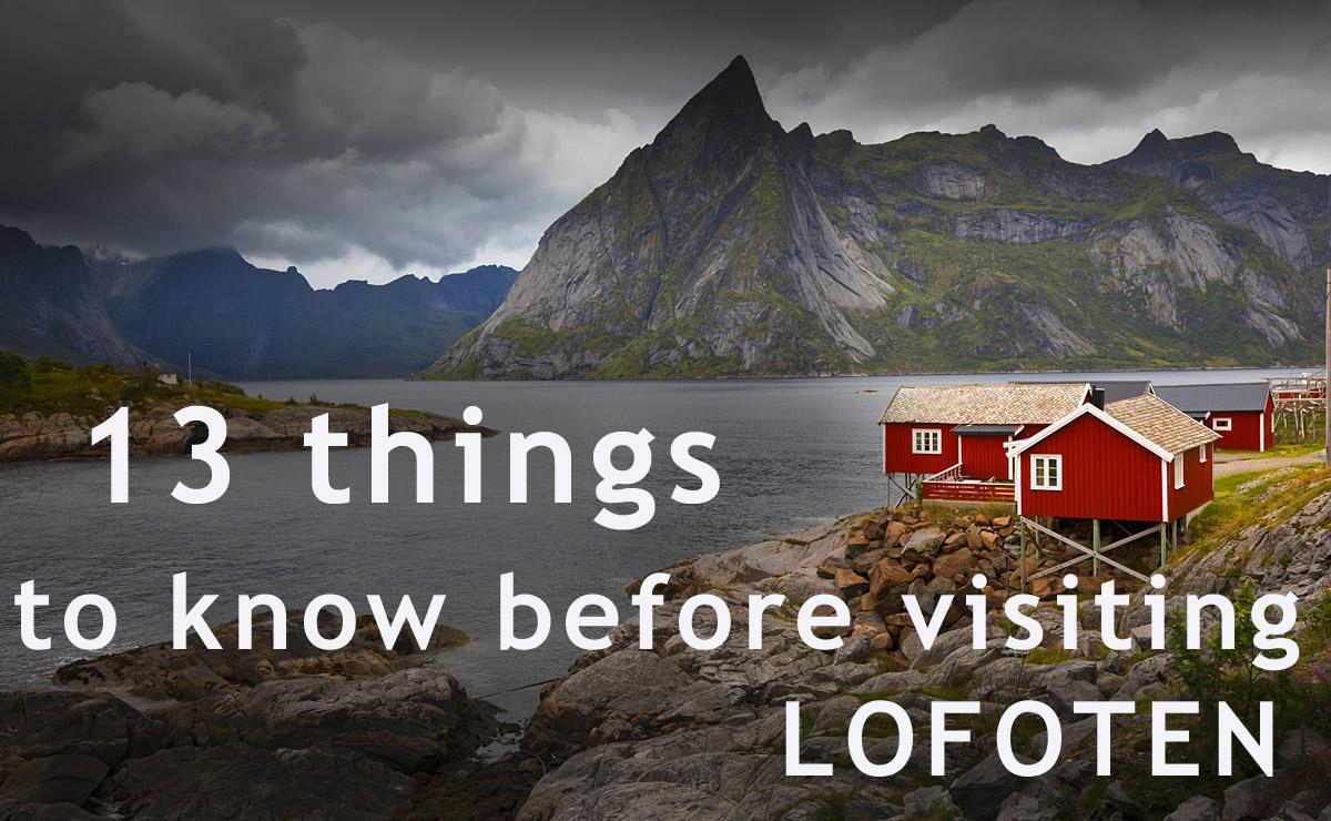 things to know lofoten