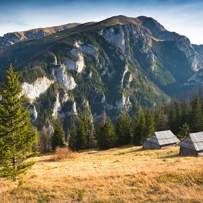 6 easy hikes from Zakopane – trails for beginners in Tatra mountains, Poland