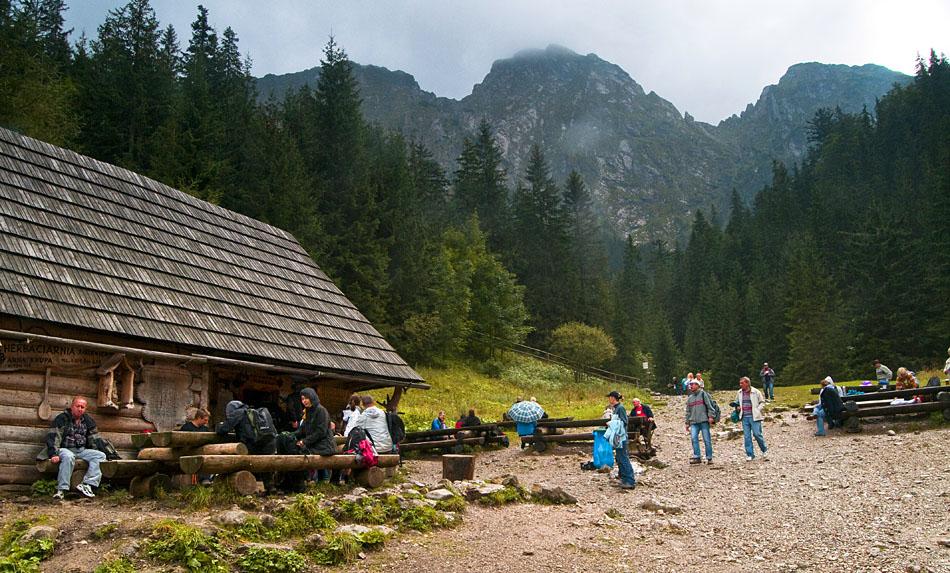 Dolina Strazyska Tatra