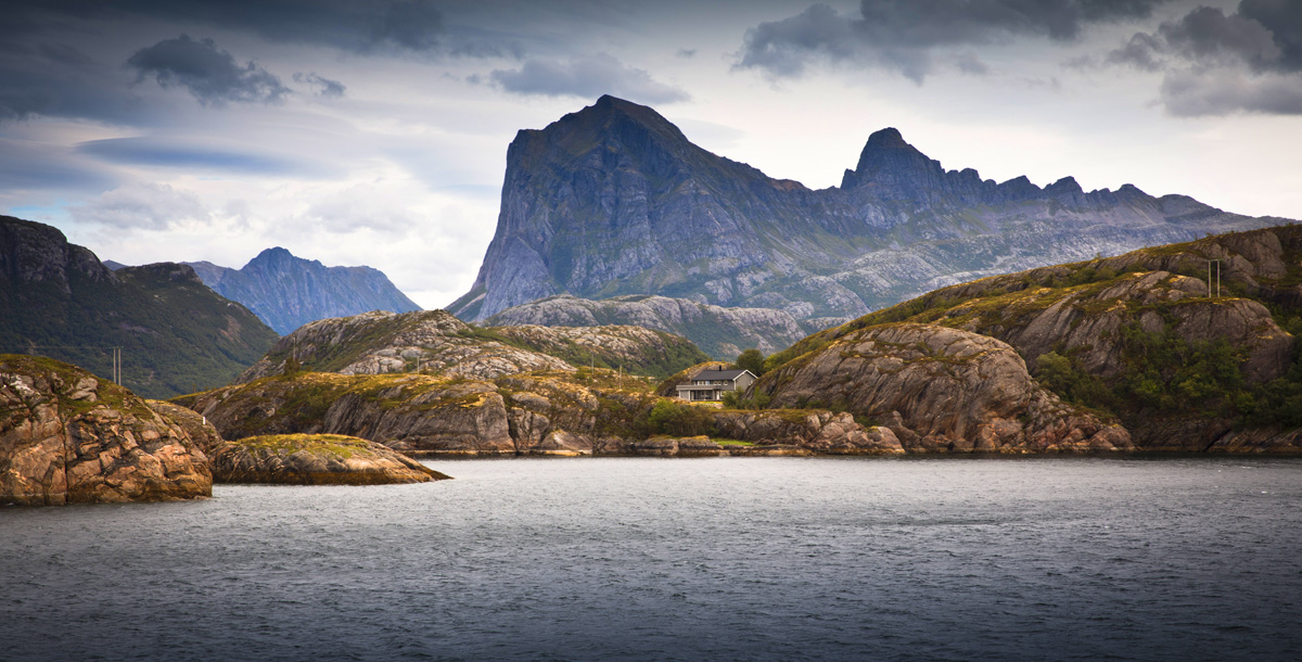 Helgeland coast