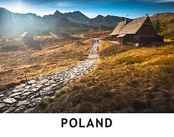 POLAND destinations