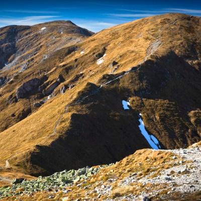 Hiking Czerwone Wierchy – iconic ridge walk in Western Tatra, Poland