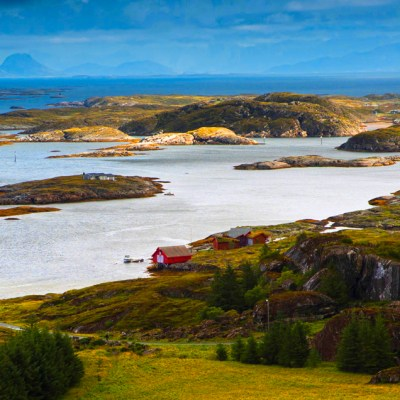 Day trip to Lovund – a puffin island at arctic circle