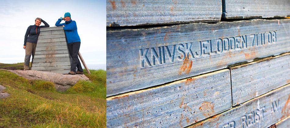 nordkapp knivskjelodden norway