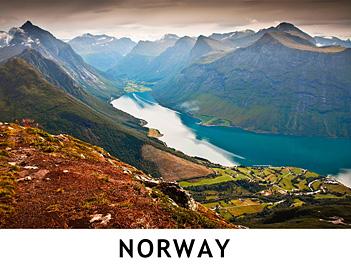 norway destinations