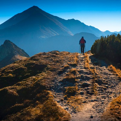 Hiking Ornak, Starorobocianski Wierch and exploring two valleys – Koscieliska and Chocholowska, in Polish Tatra mountains