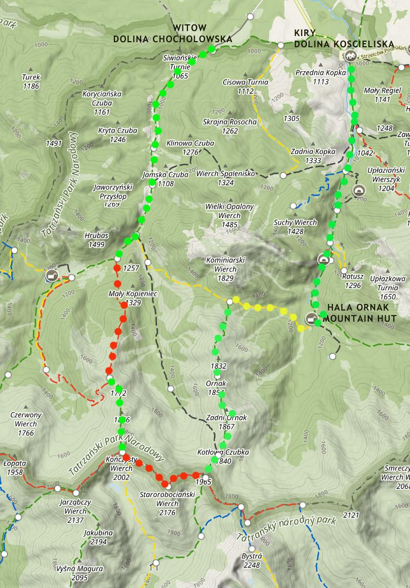 ornak map