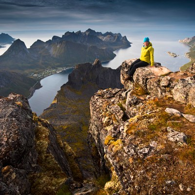 Grytetippen and Keipen – the majestic duo of Senja island in Norway