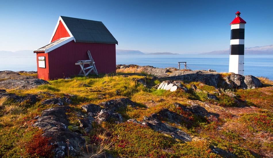Lyngen Norway Lyngstuva